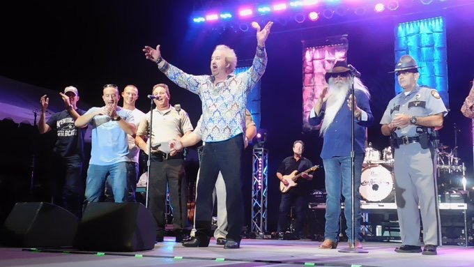 Ryan Wells Oak Ridge Boys