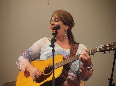 Becky Isaacs Bowman.