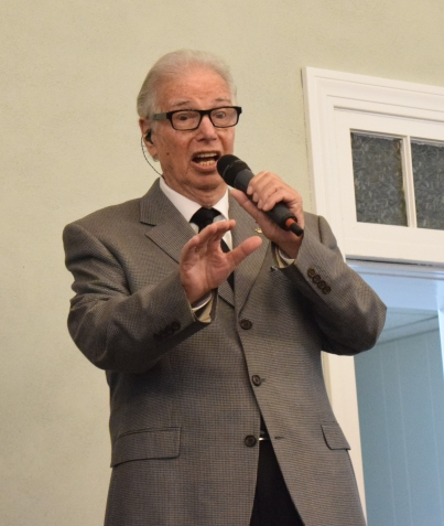 Southern Gospel Music Hall of Famer Ray Dean Reese says people are craving the message of encouragement found in gospel music. That keeps his group and the genre vibrant today.