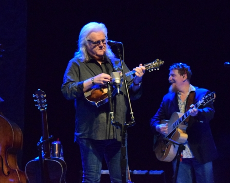 Ricky Skaggs at Renfro Valley, Ky.